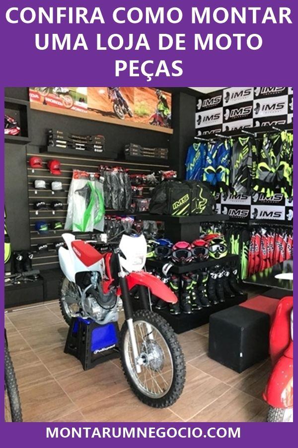 667975024 Confira aqui as dicas de como montar uma loja de moto peças passo a passo