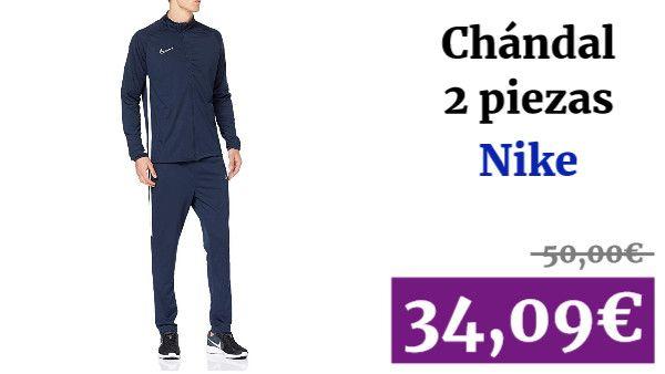 dolor formato Mirar  Nike Dri-fit Academy C Chándal de fútbol, Hombre #DeporteYAireLibre ✏  #vadegangas #Amazon #Nike #Chandal | Chandal, Nike, Fútbol