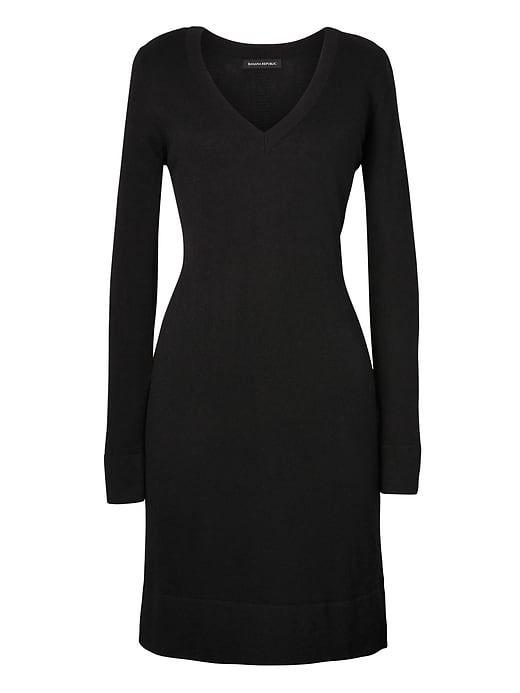 Italian Superloft Sweater Dress | Banana Republic