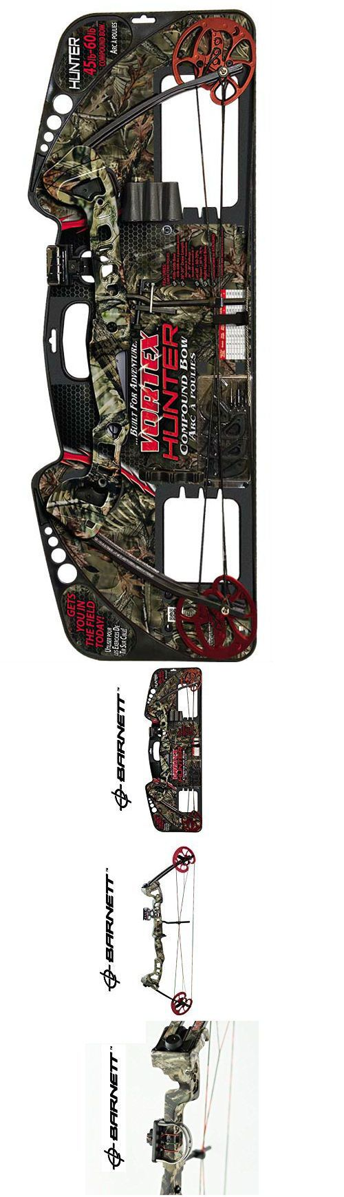 Bowhunting 159037: Barnett Vortex Hunter Compound Bow -> BUY IT NOW ONLY: $89.99 on eBay!
