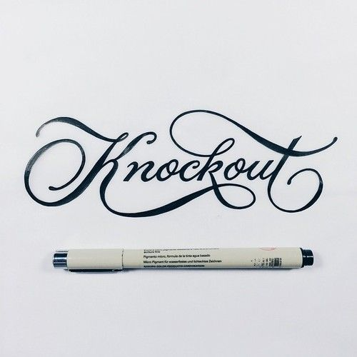 Typeverything.com - Knockout by @craig_chris_