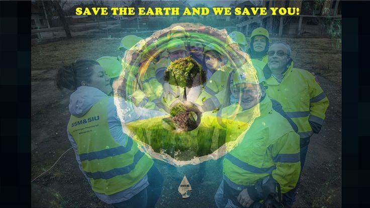Ziua Mondială a Pământului: SIMTE-L, OCROTEȘTE-L și IUBEȘTE-L! Echipa SSM & SIU