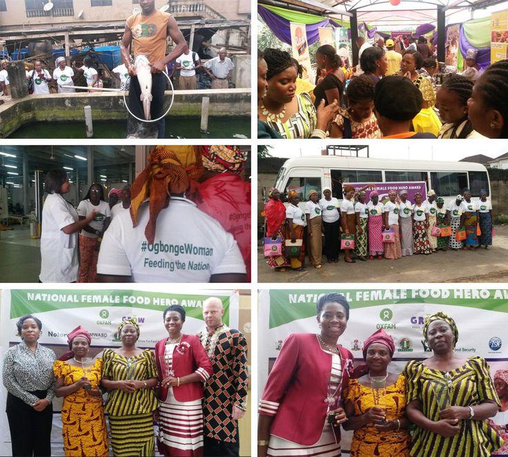 Celebrating the Female Food Heroes of Nigeria