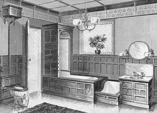 During The Victorian Era Decorating Walls And Ceiling Was An Essential Part Of Interior Design