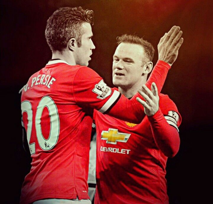 RVP and Rooney