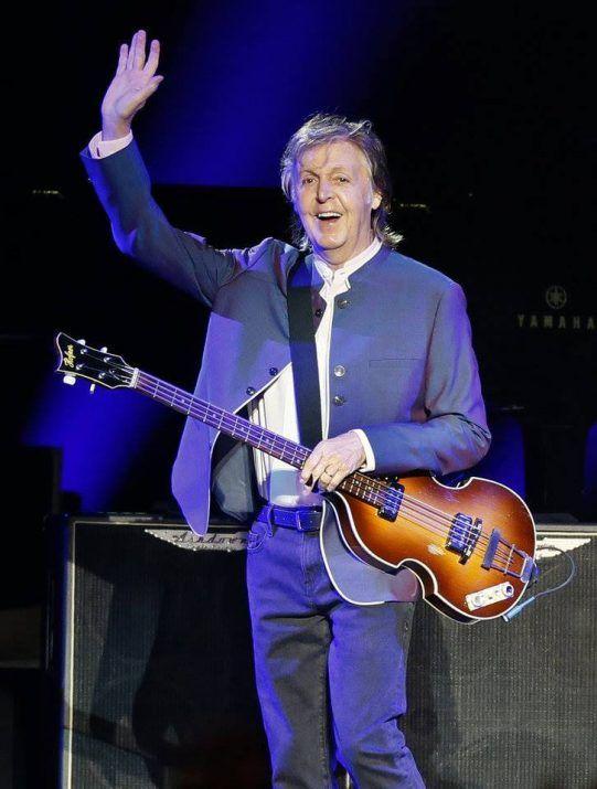 On adore Paul McCartney : la set-list de son concert à Oklahoma City #paulmccartney #oneononeustour #OklahomaCity