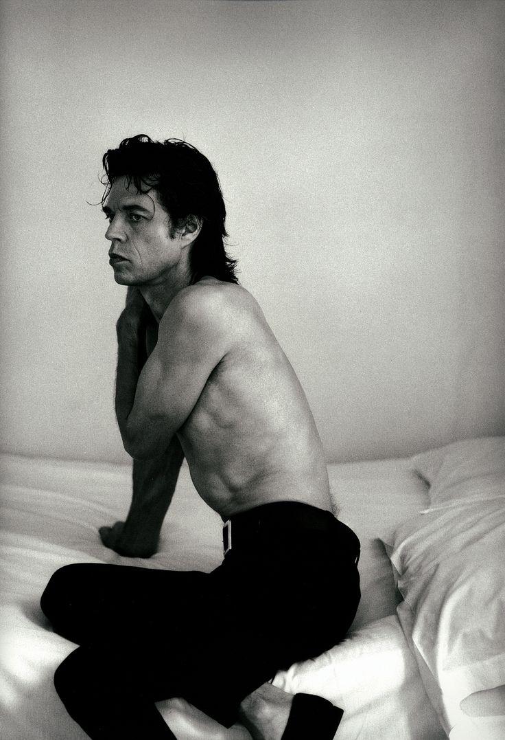 Mick Jagger by Annie Leibovitz