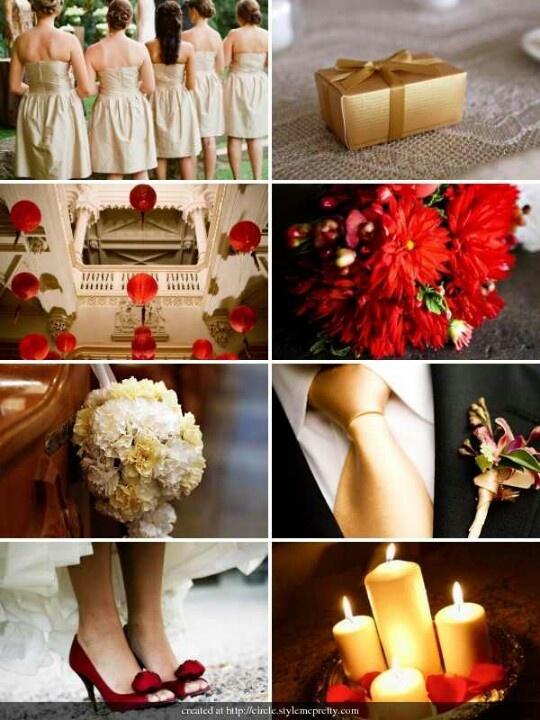 Wedding colors :)