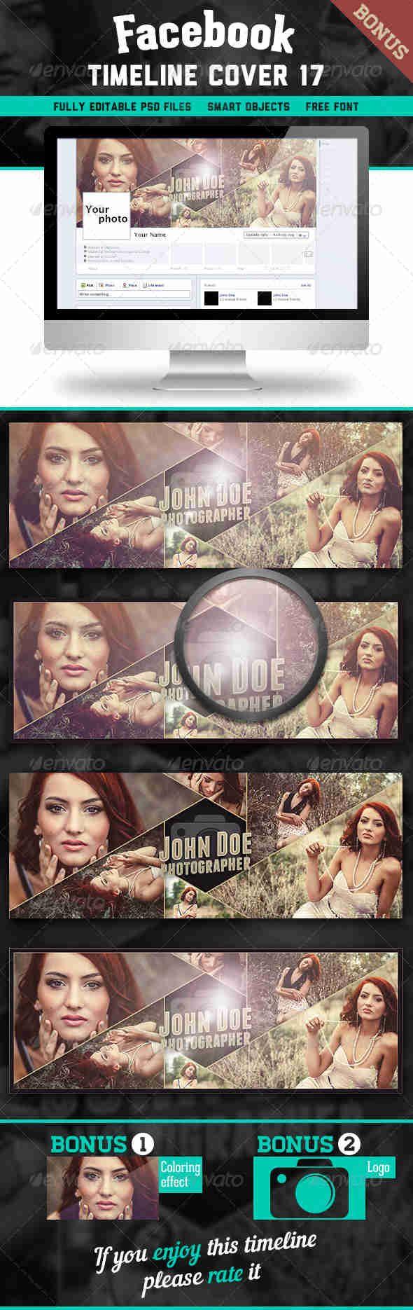 Обложки для Facebook – Facebook Timeline Cover 17