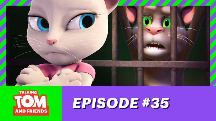 Talking Tom and Friends ep.35 - Friends Forever xoxo, Talking Angela #TalkingFriends #TalkingAngela #TalkingTom #TalkingGinger #TalkingBen #TalkingHank #Video #New #YouTube #Episode #MyTalkingAngela #LittleKitties #bracelet