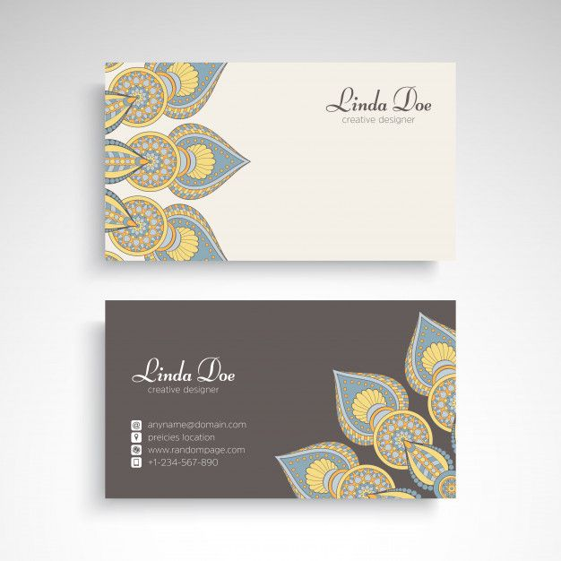 Download Business Card For Free Download Business Card Creative Graphic Design Visiting Cards