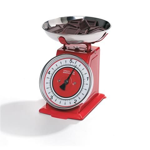 Retro Kitchen Scale   Red   Kmart  16 November 2015. 7 best Camping images on Pinterest