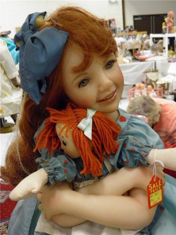4-ая ежегодная выставка-распродажа кукол в Денвере, штат Колорадо / Выставка…