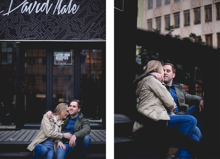 Alwyn & Danél | Johannesburg Engagement - Those Photos Photography