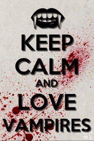 Love Them Cuz They Bite. Vampire Diaries, True Blood