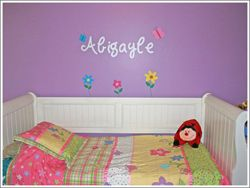 Take a Look at Ways Removable Wall Art Add an Element of Class and Fun to Practically Any Room. Bedrooms, Nurseries, Living Rooms, Kitchens, and Offices can All Become Unique Living Spaces with Wall Appeals.
