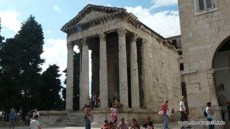 Największe atrakcje turystyczne Puli i okolicy http://www.chorwacja24.info/zwiedzanie/co-warto-zobaczyc-bedac-w-puli #pula #istria #chorwacja #croatia
