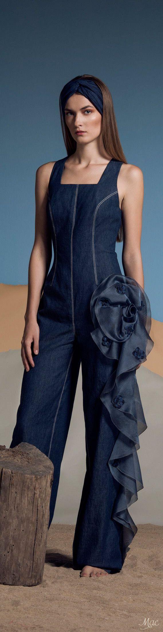 #Farbbberatung #Stilberatung #Farbenreich mit www.farben-reich.com Spring 2017 Ready-to-Wear Georges Chakra
