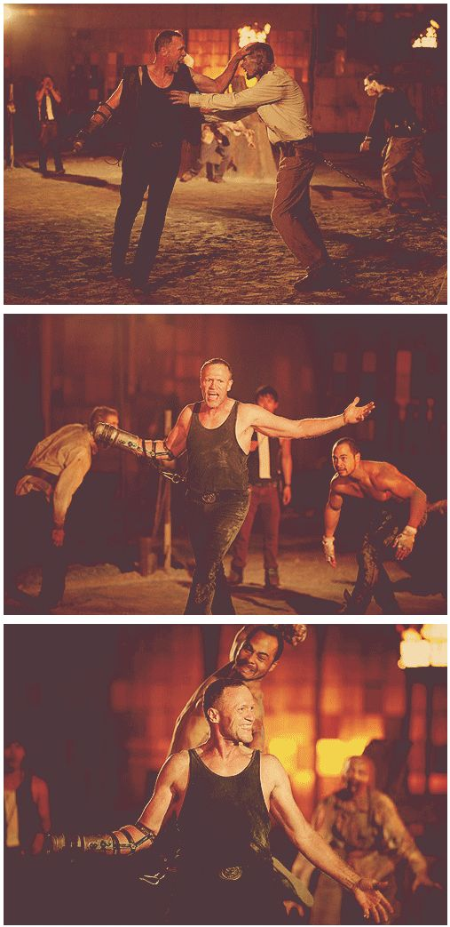 Merle Dixon, The Walking Dead http://pinterest.com/yankeelisa/the-walking-dead/