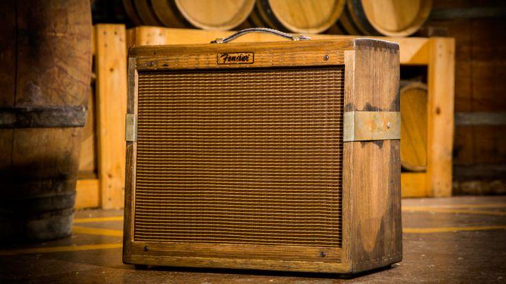 Fender Whiskey Barrel Amp