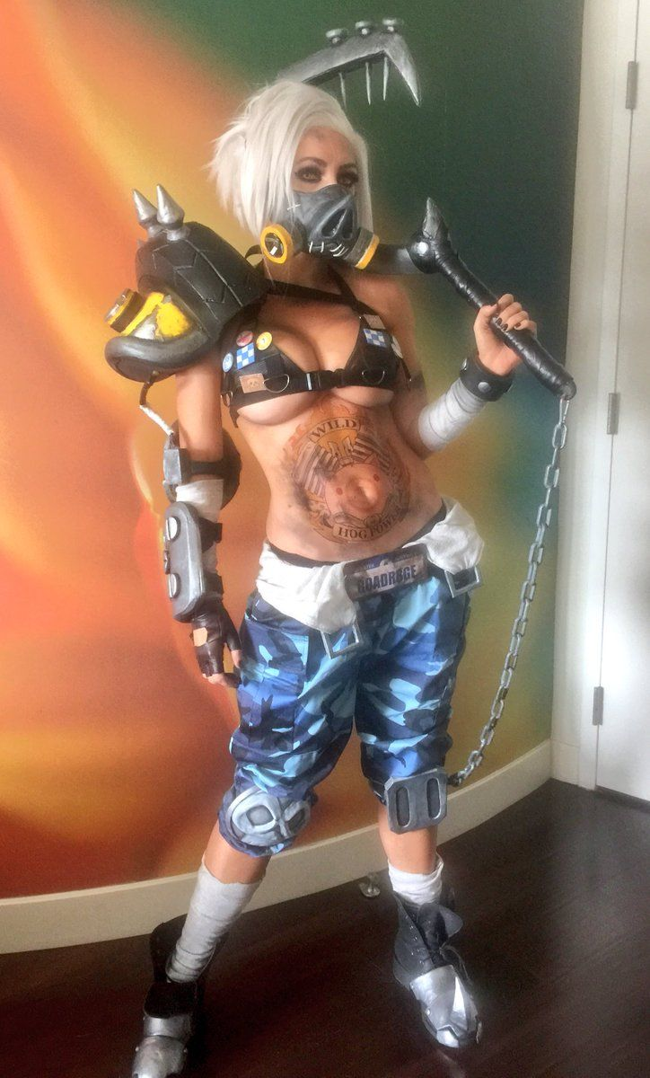 34 Best Images About Overwatch Cosplay On Pinterest