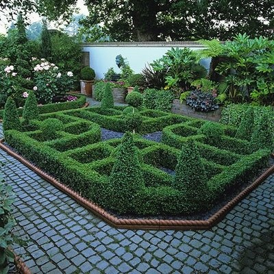 126 Best Knot Gardens And Topiaries Images On Pinterest