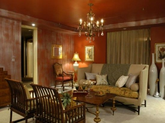 Living Room Country Color Schemes