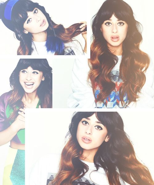 Foxes she is so pretty and her music is so amazing