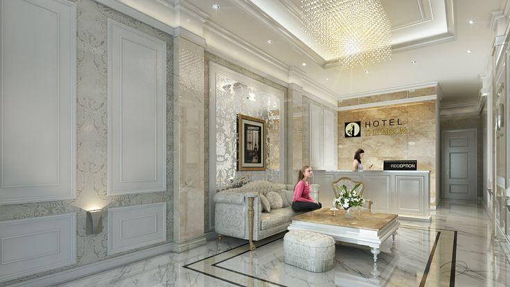 THE MOON | Hotel lobby