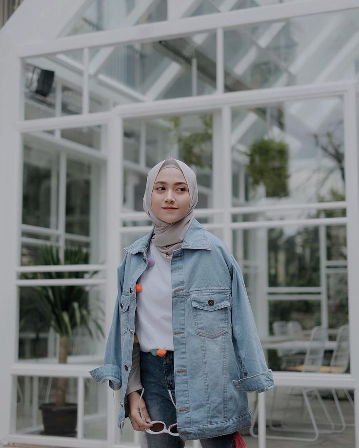 """15.6k Likes, 67 Comments - Nisa (@nisacookie) on Instagram: """"Jeans Jacket from @oclo.official """""""