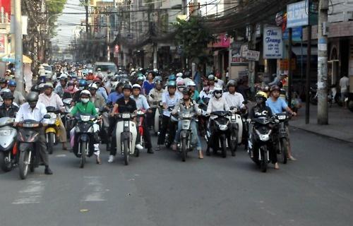 Ho Chi Minh City in #Vietnam #Travel