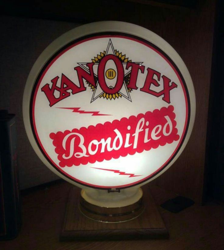 Original Kanotex Bondified Gill Body Gas Globe