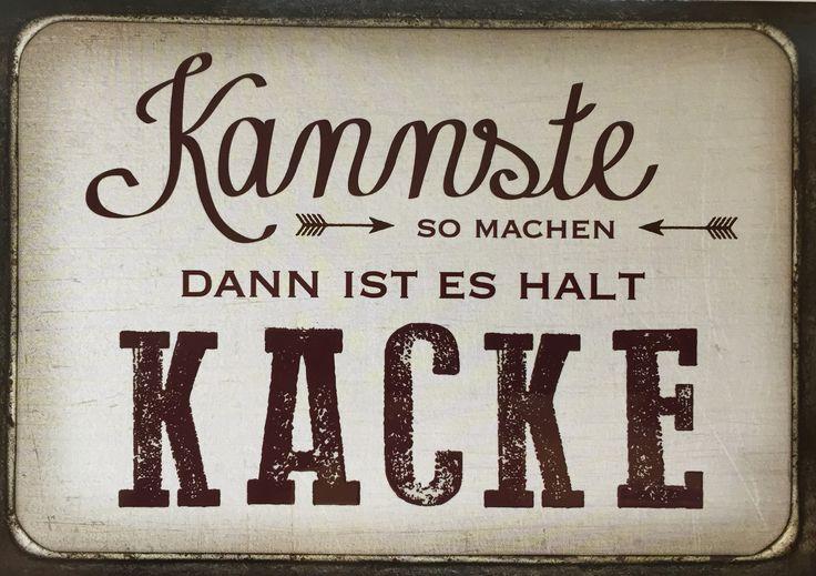 Kannste so machen. Dann ist es halt KACKE  www.coco-kinderladen.de