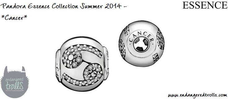 Pandora Essence Collection Cancer