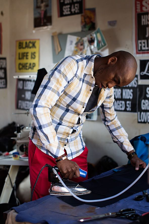 The Smarties Clubhouse, Soweto, SA - The Sartorialist