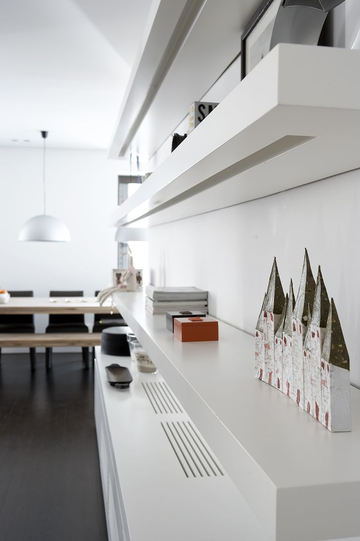 apartment dressed in white | eDje architects | athens Greece