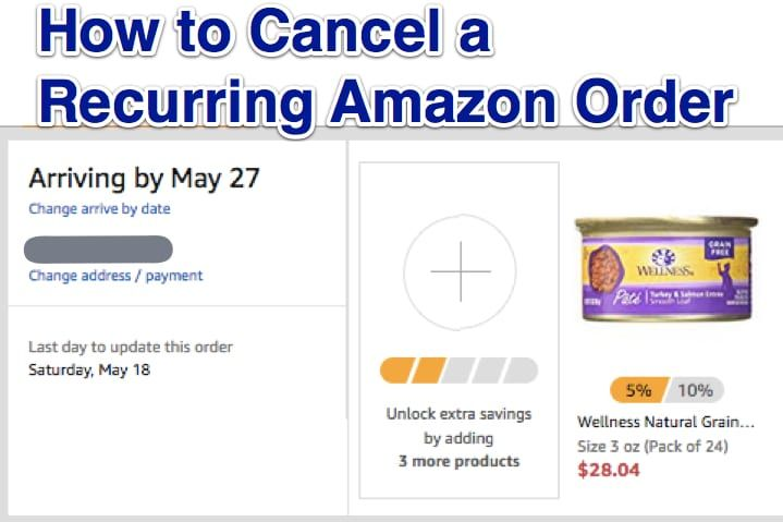 Those Amazon Subscribe And Save Options Can Be So Useful But What