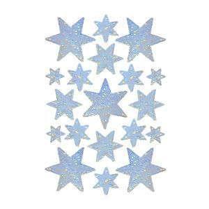 Наклейки DECOR Новый год Серебряные звезды (голография)  — 87 руб. —  Наклейка , имеющая самый широкий спектр тематики. Идеально подходит для украшегия, дарения и оформления открыток. Приклейтена МР3 - плеер, мобильный телефон, камеру, очки, зеркала, аксесуары для дома - возможности безграничны.