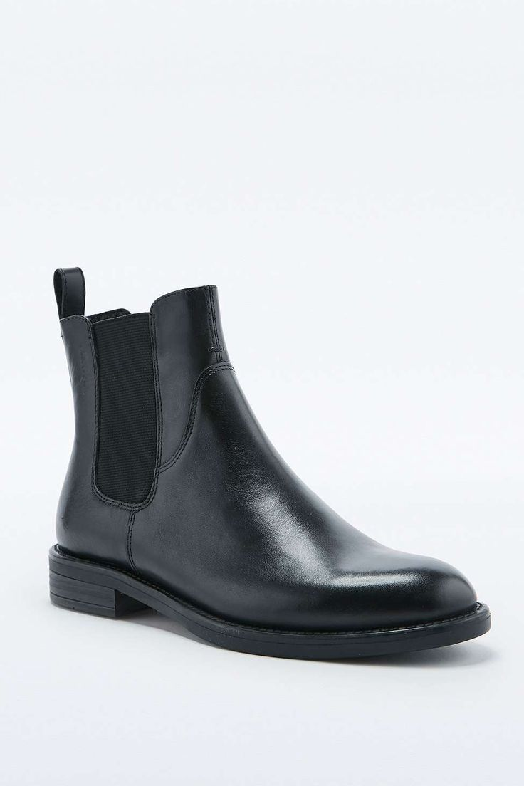 vagabond chelsea ankle boots amina in schwarz style inspirations pinterest discover. Black Bedroom Furniture Sets. Home Design Ideas