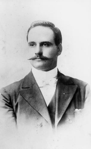 Harold Joseph Foote 1869 - 1937 ( married Minnie Kathleen Foote 1900)