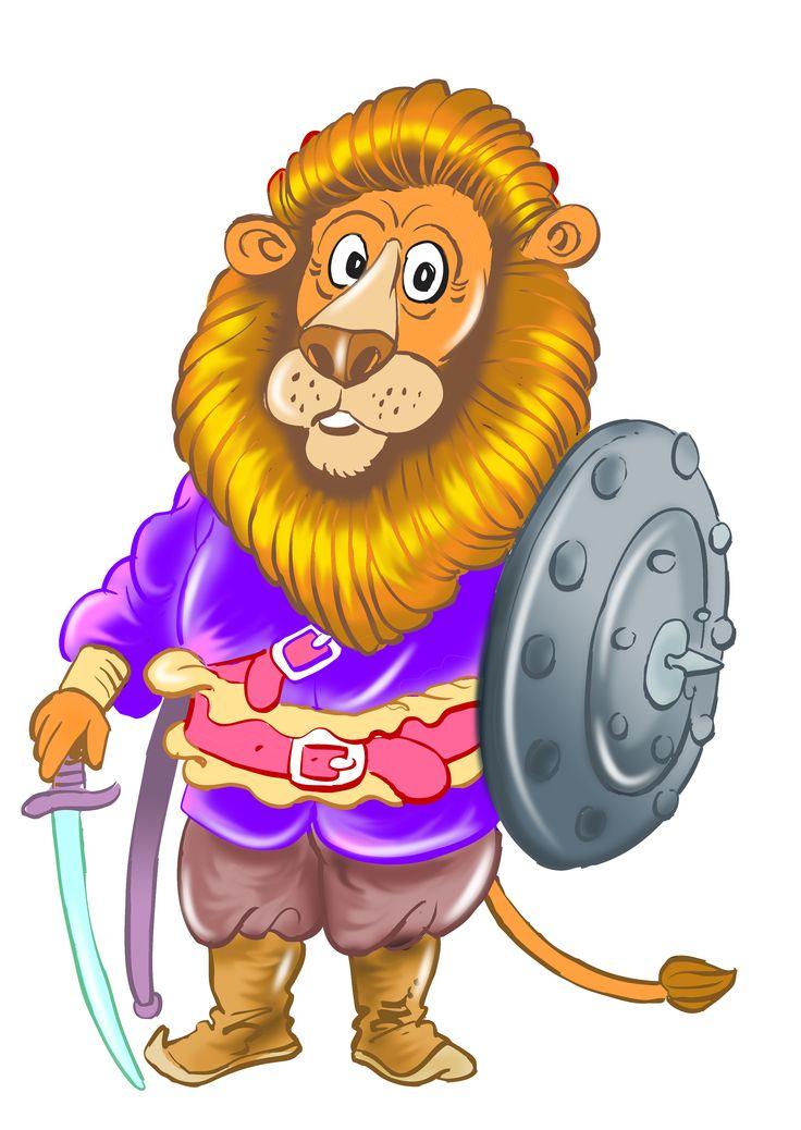 Savaşçı Aslan