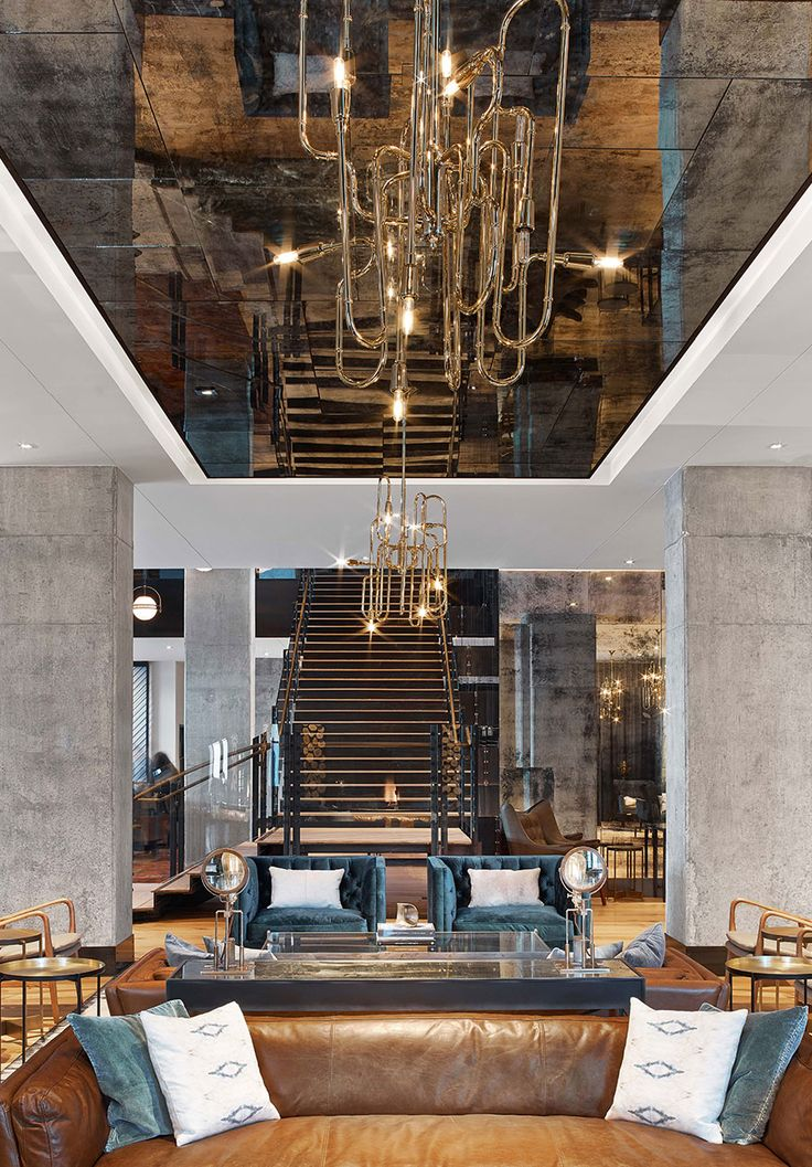 HOTEL VAN ZANDT by Mark Zeff Design                                                                                                                                                                                 More