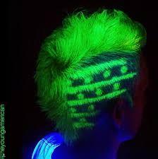 Resultado de imagen para cabellos pintados de colores