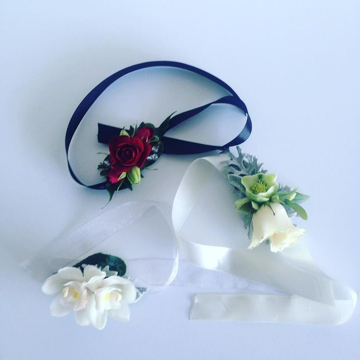 School Ball season and it's all about the wrist corsage simple dainty. info@studio100.co.nz for orders