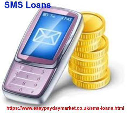 Are you have any financial emergency? To Short out your money problem with sms loans getting by  @ https://www.easypaydaymarket.co.uk/sms-loans.html
