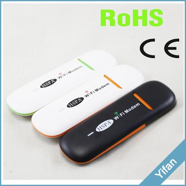 [Visit to Buy] Free Shipping! ufi gsm 3g usb wifi modem router for Vehicle WIFI sharing similar to huawei E355 #Advertisement