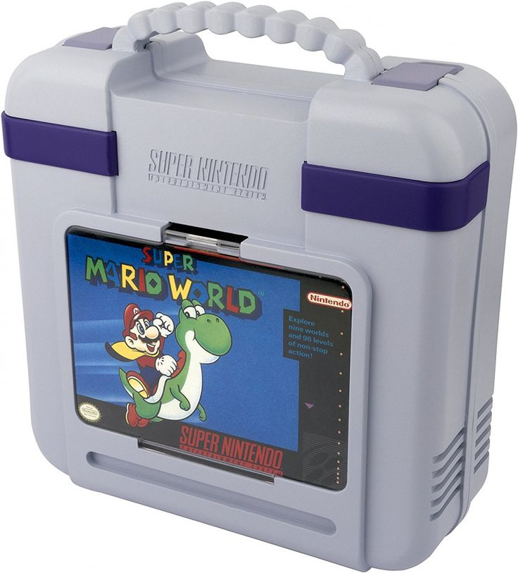 PDP SNES Classic Deluxe Carrying Case for the Super Nintendo Classic Console #Doesnotapply