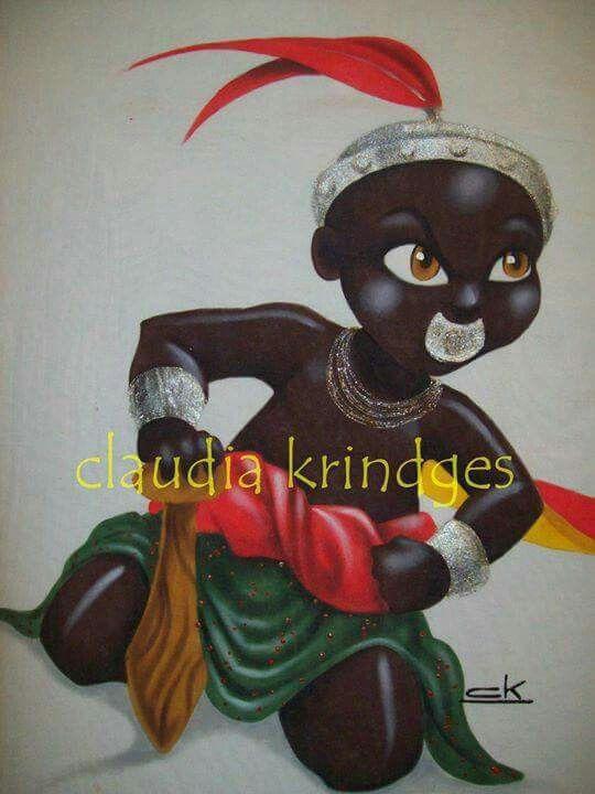 Ogun Baby - by Claudia Krindges