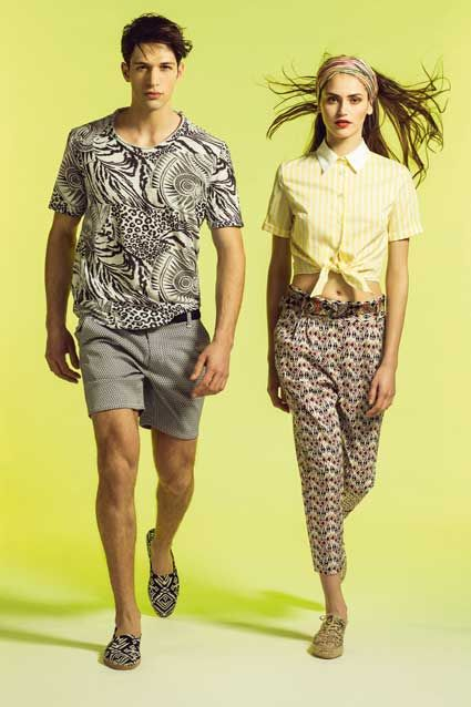 NOW ONLINE ! IMPERIAL SPRING SUMMER 2014 LOOKBOOK | NEW IN > Click here http://tinyurl.com/laebq6a and share your favorite look