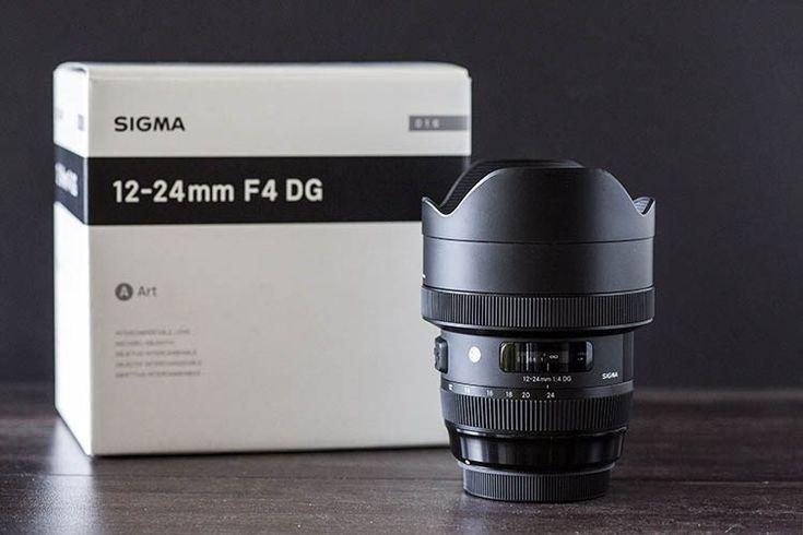 Sigma 12-24mm Art Lens